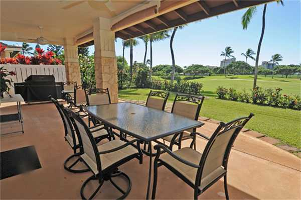 Ko Olina Single Family Home on the golf course