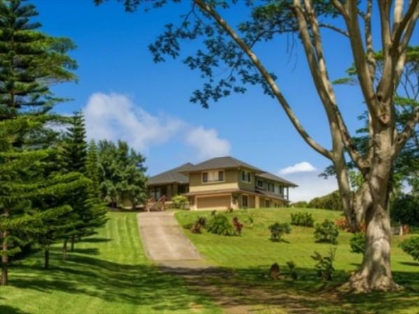 5 north shore luxury homes on kauai hawaii real estate for Kauai life real estate
