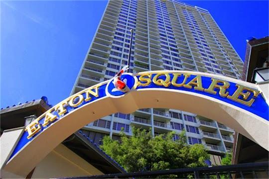Waikiki Penthouse For Sale At Villa On Eaton Square