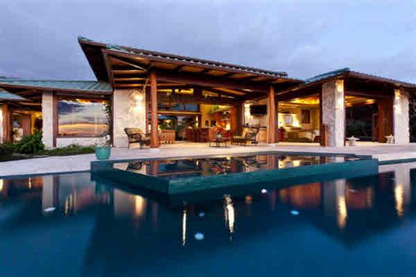 Beautiful Homes In Hawaii keauhou estates luxury homes with vacation rental options - hawaii