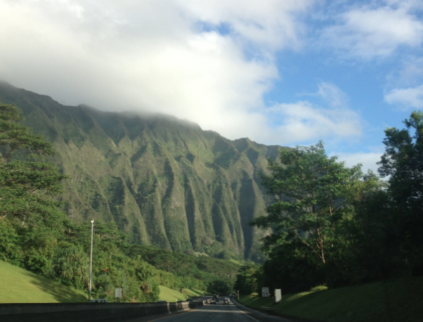 Koolau Mountain Views