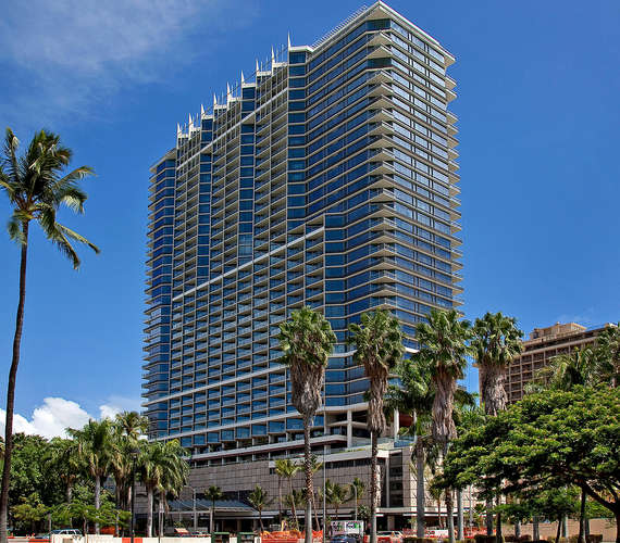 Trump International Hotel Waikiki Beach Walk - Honolulu |Trump Tower Waikiki Hotel