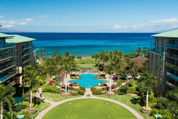 Honua Kai Resort And Spa Kaanapali Beach In Lahaina Hawaii