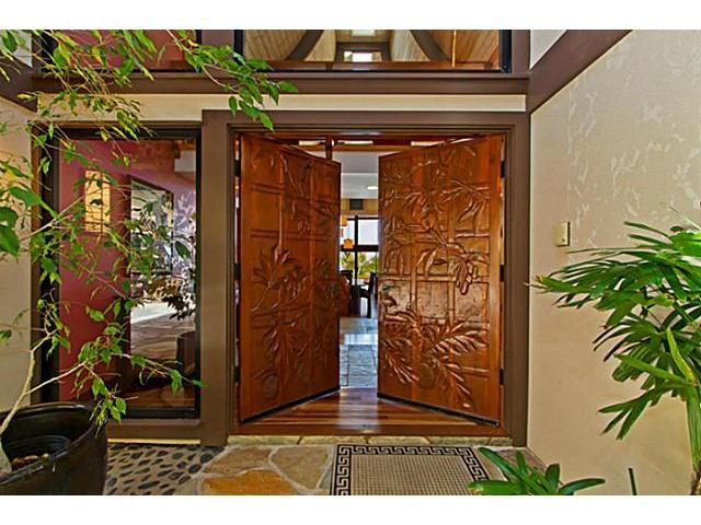 9 Lumahai Entry & Hawaii Life Tropical Luxe - Koko Kai Balinese Home Beauty - Hawaii ... Pezcame.Com