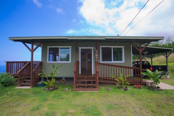 Smaller 2 bd 1 ba near highway