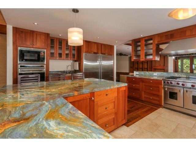 Kitchen Cabinets Hawaii kaneohe bay serene tropical retreat offers ideal island living