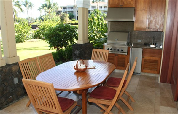 Waikoloa Beach Resort: To Grill Or Not To Grill On Your