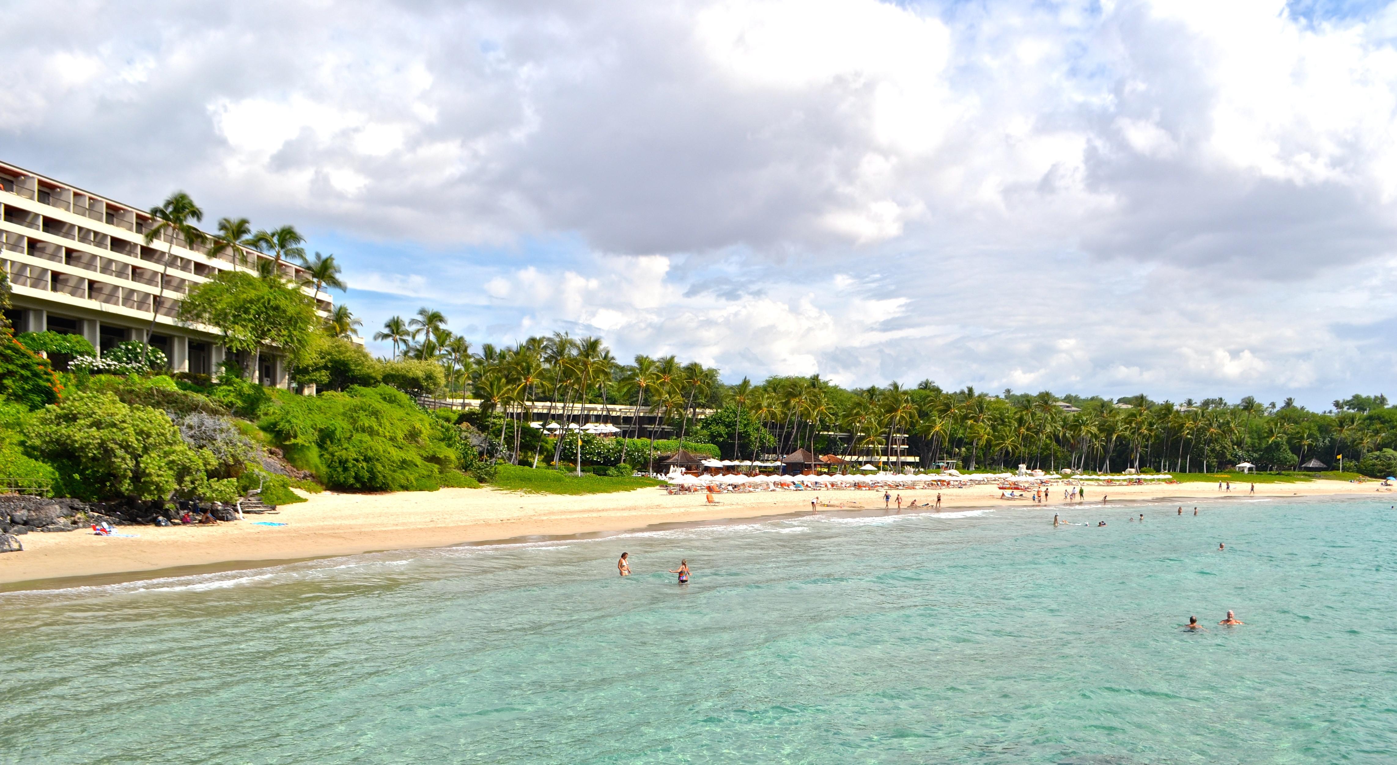Kauna Oa Bay Hawaii Hotels