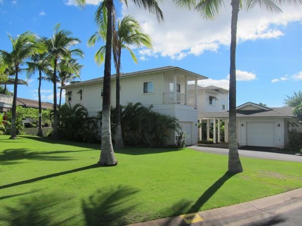 Coconut Plantation Home