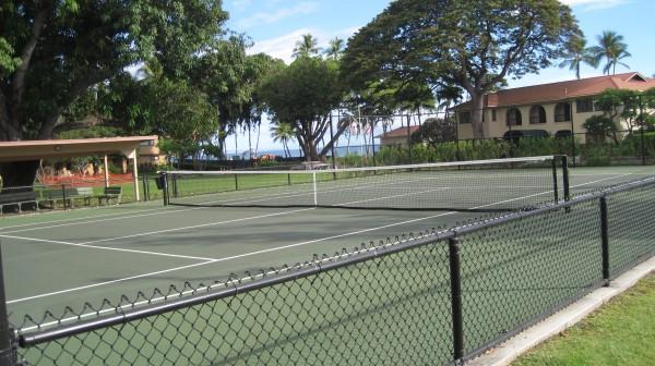 Puamana  Tennis