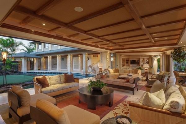 distinctive hawaii style living | eco-beach chic homes - hawaii