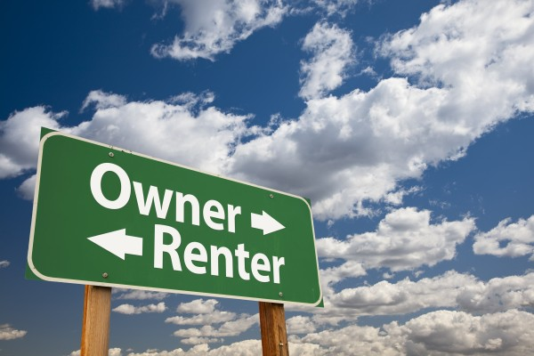 Owner, Renter Sign