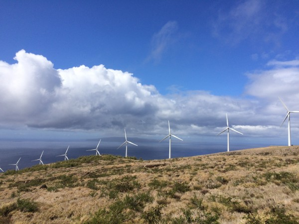 Windmill hike in Maalaea just a couple miles from Kehalani.