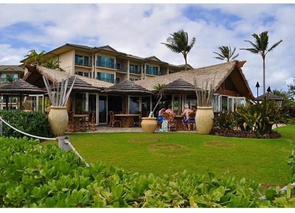 Kauai 39 s best oceanfront dining hawaii real estate market for Kauai life real estate
