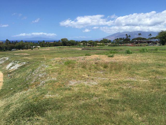 Wailea Golf Estates II - lot 1