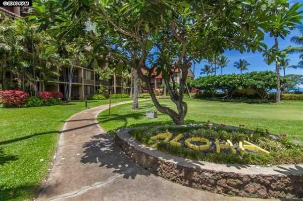 Luana Kai B106 exterior aloha