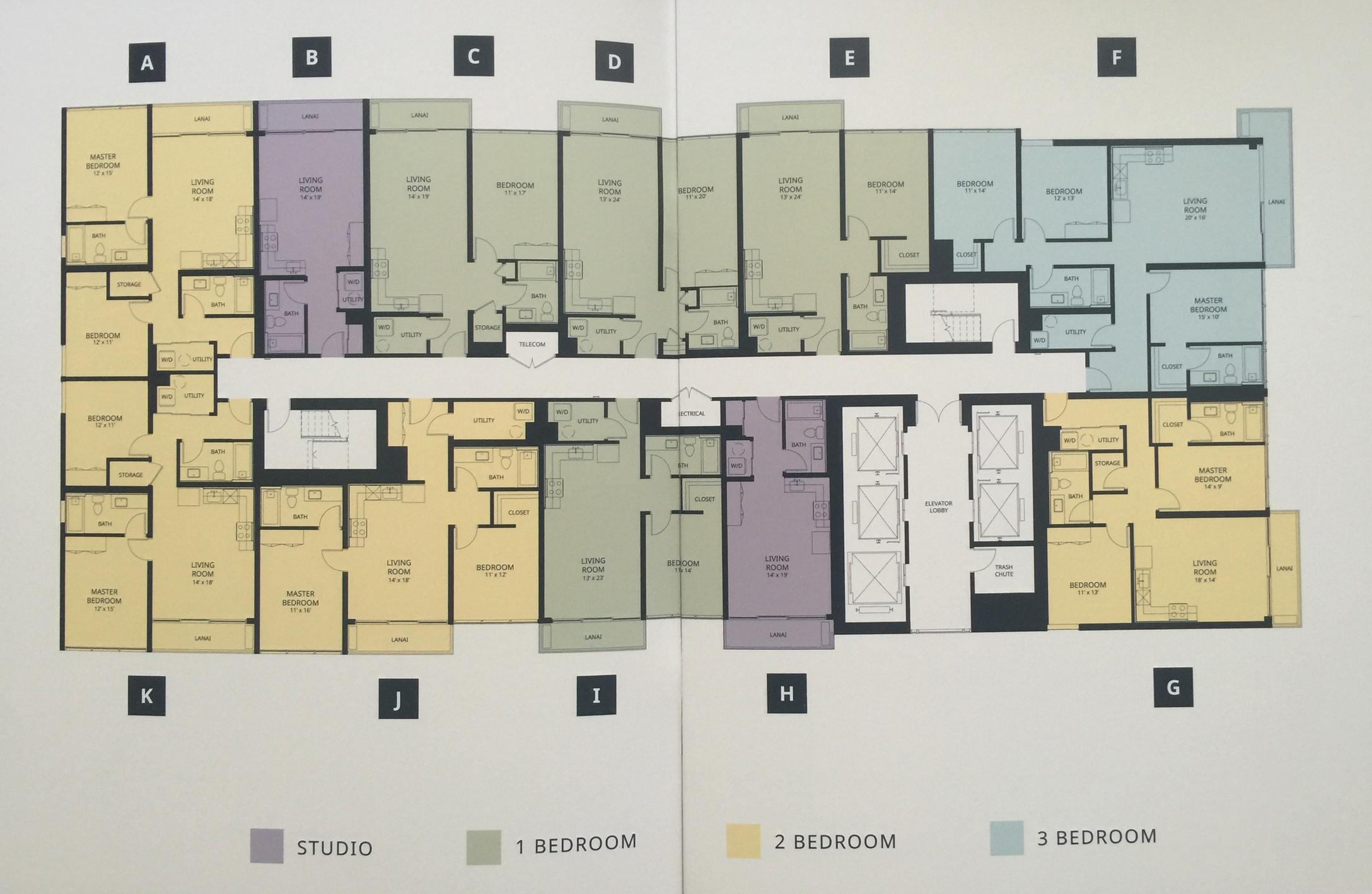 Kapiolani Residence New Affordable Honolulu Condos