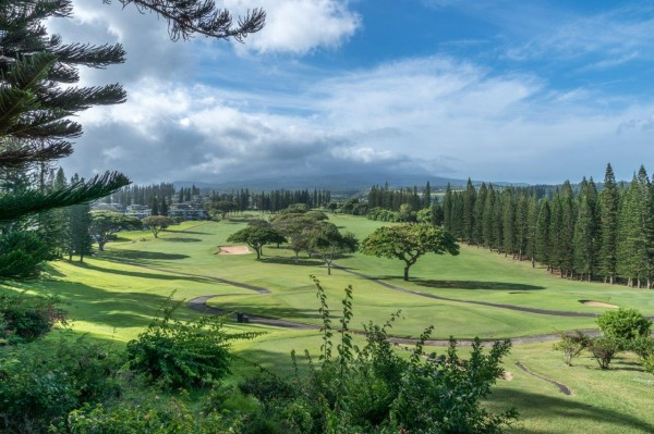 KBV Kapalua Bay Golf