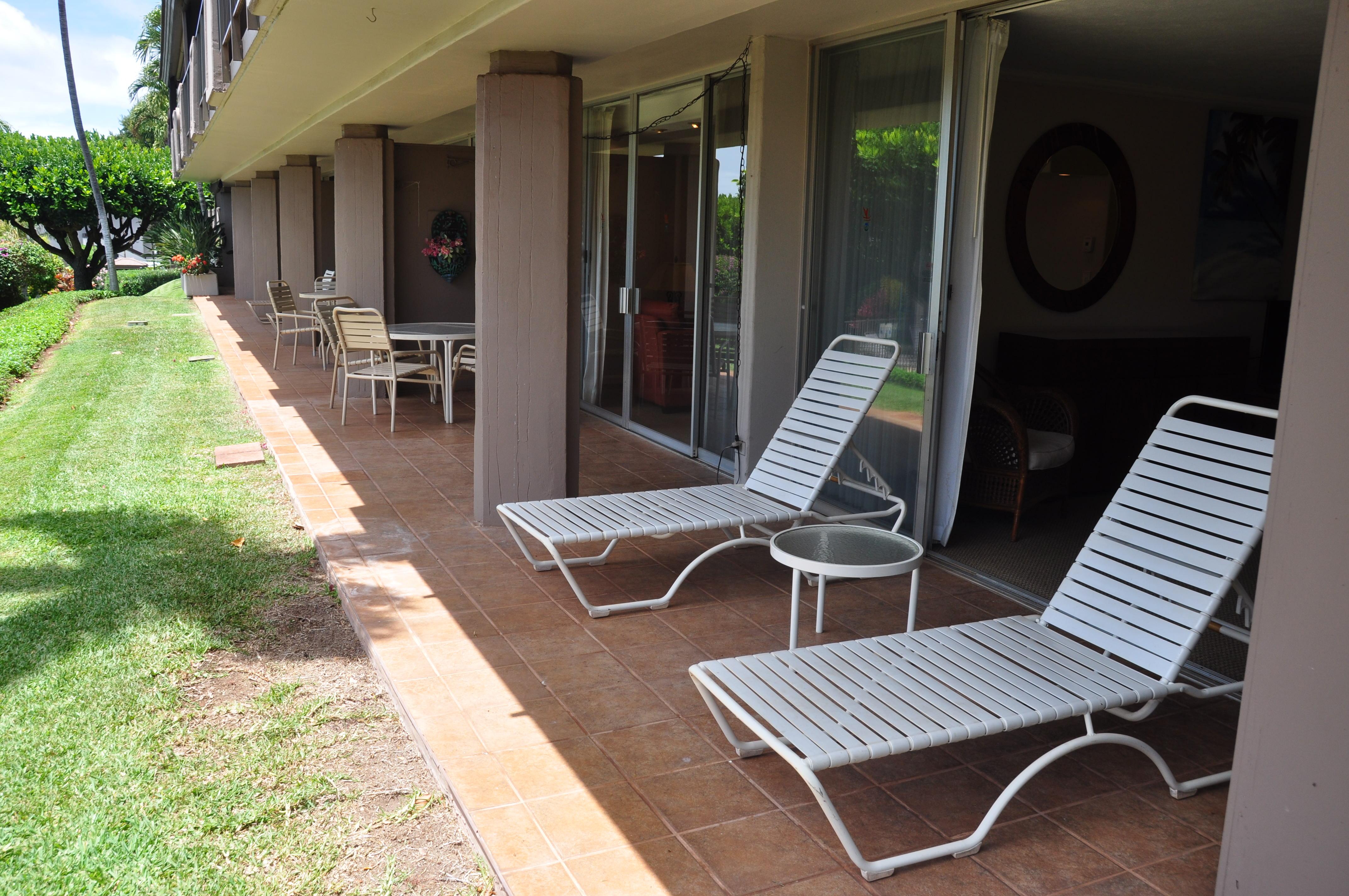 Fully Furnished Maui Eldorado Condo Located Poolside Offers ...