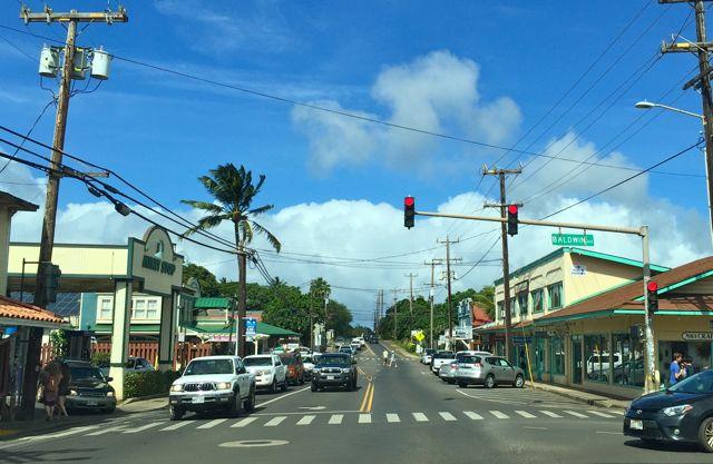 Baldwin Avenue and Hana Highway, Paia Maui HI 96779
